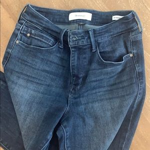 Skinny girl size 26 jeans high rise skinny ankle